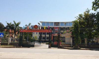 Thanh Hóa: Để nợ 52 tỷ đồng, nhiều cán bộ huyện Yên Định bị cách chức