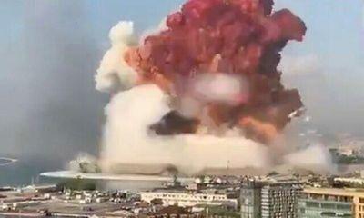 Lebanon từ chối điều tra quốc tế vụ nổ Beirut vì lo
