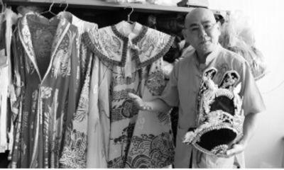 """Nghệ sĩ Công Minh: Hồi ức về vai Tào Tháo cùng """"kiếp cầm ca"""