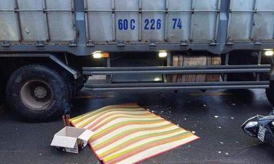 Đồng Nai: Người đàn ông tử vong sau va chạm giữa xe máy và xe tải