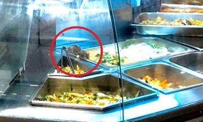 Chuột bò trong quầy ẩm thực, AEON Việt Nam nói gì?