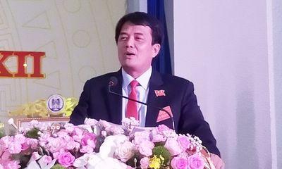 Ông Bùi Thanh Nhân tái đắc cứ Bí thư Thành ủy Dĩ An