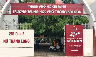 Trường THPT Sài Gòn thành phố Hồ Chí Minh thông báo tuyển sinh lớp 10
