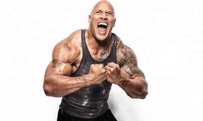 The Rock khiến dân tình ngã ngửa vì