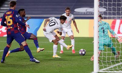Thất bại đau đớn 2-8 trước Bayern Munich, Barcelona tính chuyện sa thải HLV Quique Setie?