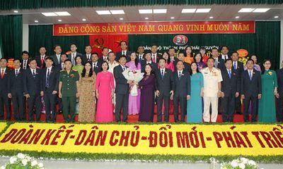 Tân Bí thư Thành ủy Thái Nguyên vừa được bầu là ai?