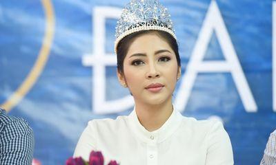 Hoa hậu Đại dương Đặng Thu Thảo hạ sinh cặp quý tử đầu lòng