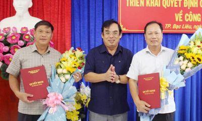 Vụ bị kỷ luật, Phó Chủ tịch TP.Bạc Liêu được bổ nhiệm làm Phó giám đốc sở Xây dựng: Trưởng ban Tổ chức Tỉnh ủy nói gì?