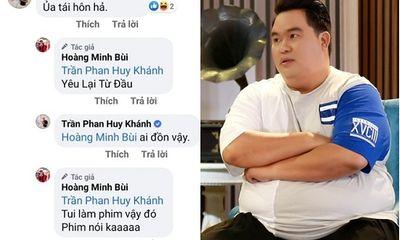 Hoàng Mập và Huy Khánh tranh cãi dữ dội vì bài đăng chúc mừng sinh nhật Ngọc Lan
