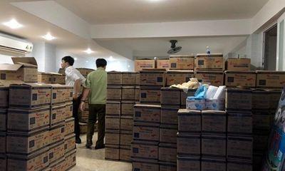 TP.HCM: Thu giữ hơn 4 triệu khẩu trang và găng tay y tế kém chất lượng