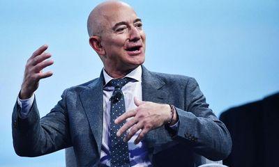 Tài sản của ông chủ Amazon sắp sửa cán mốc 200 tỷ USD
