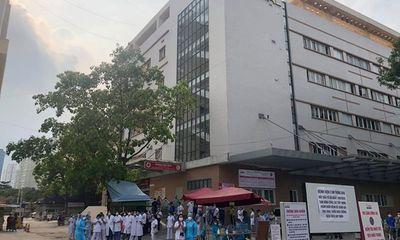 Bệnh viên E dỡ phong tỏa do bệnh nhân 994 liên tục xét nghiệm âm tính