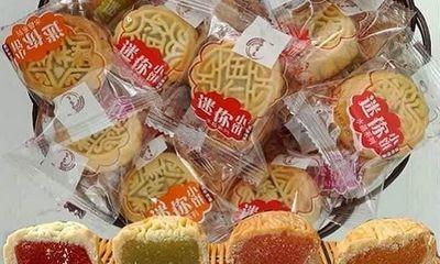 Bánh trung thu Trung Quốc giá rẻ hơn cả mớ rau, đến người bản địa còn phải