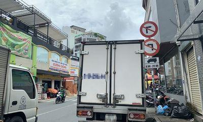 """Sở GTVT TP.HCM cấm xe trên nhiều tuyến đường vào sân bay, doanh nghiệp """"khóc ròng"""""""