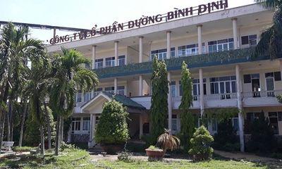 Nợ hơn 1.000 tỷ đồng, Công ty đường Bình Định bị đưa ra đấu giá tài sản