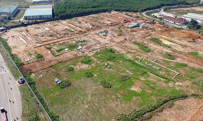 Tiến độ giải ngân dự án sân bay Long Thành vẫn