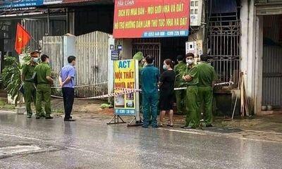 Vụ người phụ nữ 38 tuổi bị sát hại ở Thái Nguyên: