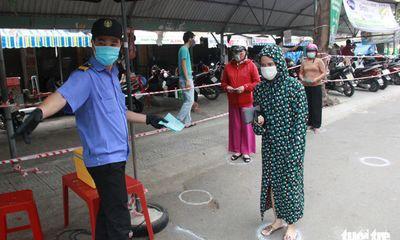 3 tiểu thương bán mắm, gia vị, hải sản mắc COVID-19, sở Y tế Đà Nẵng ra thông báo khẩn
