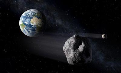 Phát hiện tiểu hành tinh có nguy cơ đâm vào Trái đất trong 10 năm nữa