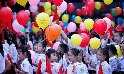 Hà Nội: Tất cả trường học khai giảng trực tiếp ngày 5/9, kéo dài không quá 45 phút