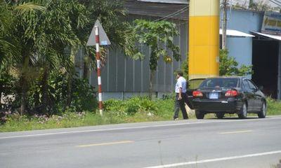 Vụ xe công đi đám giỗ nhà Trưởng ban Tổ chức Tỉnh uỷ Sóc Trăng: Chủ tịch huyện trần tình
