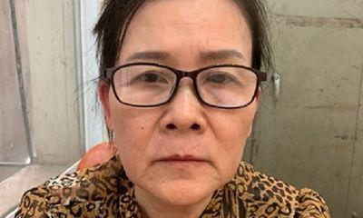 Khởi tố nữ giáo viên nghỉ hưu làm giả con dấu, tài liệu