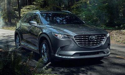 Mazda CX-9 2021 chính thức ra mắt với nhiều nâng cấp hiện đại