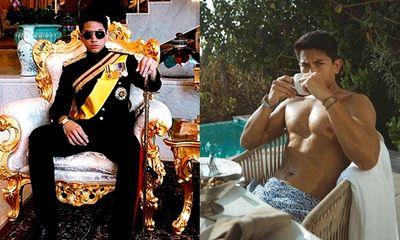 Hoàng tử giàu nhất nhì Brunei, điển trai, thân hình