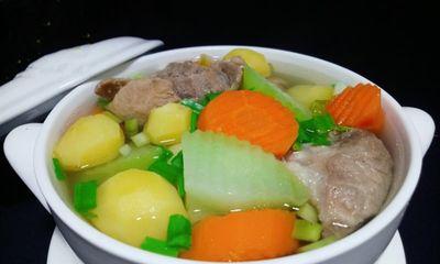 Nấu theo cách này, không những món canh bị mất chất dinh dưỡng mà nước dùng cũng giảm ngon, kém vị