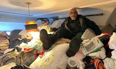 Khám phá căn nhà nhiều rác nhất nước Anh, chuột vào không có đường thoát thân