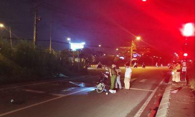 Tin tai nạn giao thông mới nhất ngày 2/9/2020: Kéo lê xe máy khiến cô gái tử vong, xe bồn bỏ chạy khỏi hiện trường