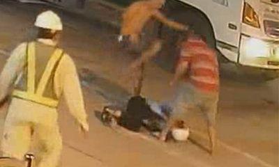 Khánh Hòa: Tạm giam 2 đối tượng hành hung nhân viên trạm BOT Ninh Xuân phải nhập viện vì thương tích nặng