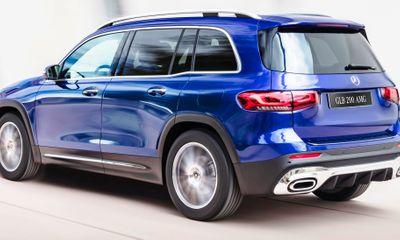 Bảng giá xe Mercedes-Benz mới nhất tháng 9/2020: 'Tân binh' SUV GLB 200 AMG, vừa ra mắt giá 1,999 tỷ đồng