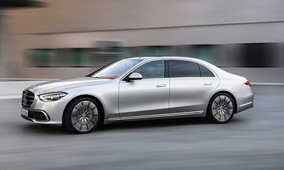 Mercedes-Benz S-Class 2021 chính thức ra mắt