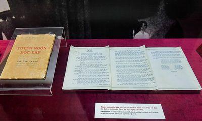 Nhân 75 năm Quốc khánh 2/9: Tài ngoại giao xuất sắc của Chủ tịch Hồ Chí Minh