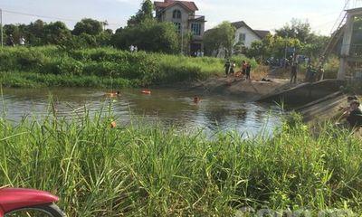 Bé trai 13 tuổi bỏ nhà đi bụi đuối nước, người bạn đứng trên gào khóc kêu cứu