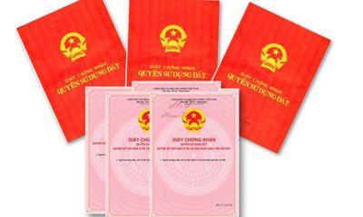 442 sổ đỏ KĐT Kosy Eden Bắc Giang đã hoàn tất hồ sơ