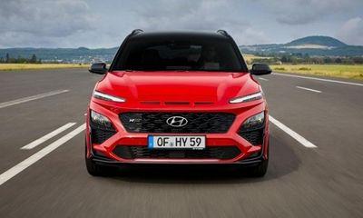 Hyundai Kona 2021 chính thức ra mắt, giá từ 472 triệu đồng tại châu Âu