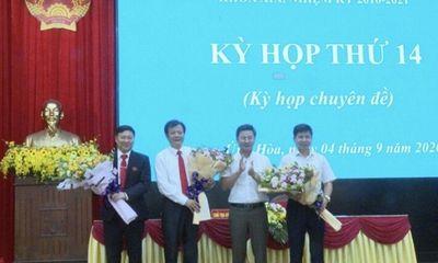 Ông Phạm Anh Tuấn được bầu làm Chủ tịch UBND huyện Ứng Hòa