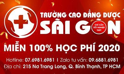 Miễn 100% học phí Cao đẳng Y Dược thành phố Hồ Chí Minh năm 2020