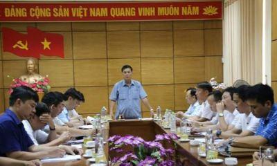 Chủ tịch UBND TP Hải Phòng làm việc với các doanh nghiệp liên kết với Vườn Quốc gia Cát Bà