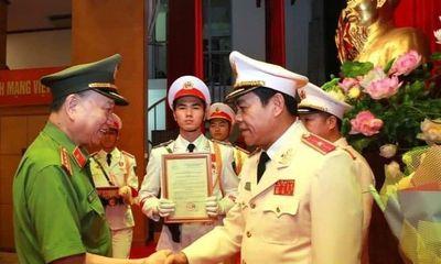 Giám đốc Công an tỉnh Nghệ An Võ Trọng Hải được thăng quân hàm Thiếu tướng