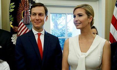 Chuyện tình ngọt ngào nhưng nhiều thăng trầm của vợ chồng Ivanka Trump và Jared Kushner