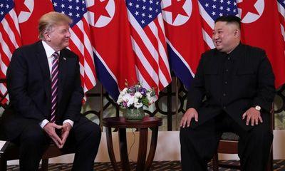 Lá thư trao đổi giữa Chủ tịch Triều Tiên và Tổng thống Mỹ ca ngợi khoảnh khắc Hội nghị ở Hà Nội
