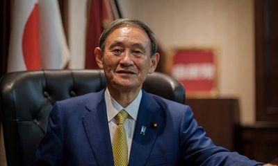 Ông Yoshihide Suga chính thức trở thành tân thủ tướng Nhật Bản