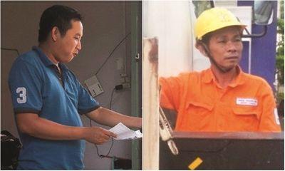Thợ điện và lái xe dũng cảm cứu người bị điện giật