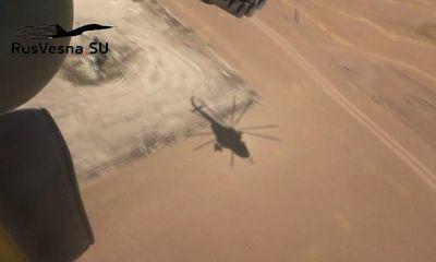 Tin tức quân sự mới nóng nhất ngày 16/9: Trực thăng Apache Mỹ uy hiếp đoàn xe quân sự Nga ở Syria