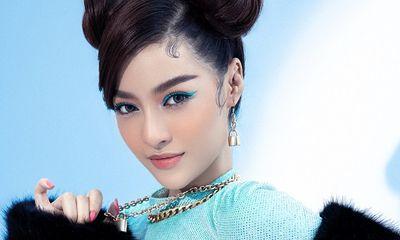 Nàng hậu Kiều Loan một mình cân trọn phong cách hip hop trong bộ ảnh mới