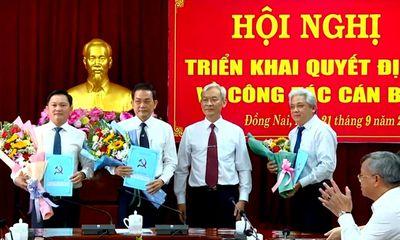 Chân dung tân Bí thư Thành ủy Biên Hòa Võ Văn Chánh