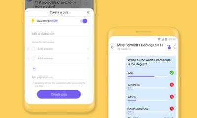 Ứng dụng Viber mang đến nhiều giải pháp để năm học mới thêm thú vị và vui vẻ cho học sinh, giáo viên và phụ huynh